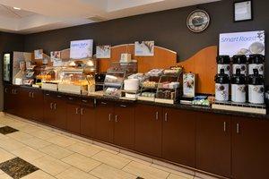 Restaurant - Holiday Inn Express Hotel & Suites Rexall Edmonton