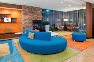 Lobby - Fairfield Inn & Suites by Marriott Alamosa