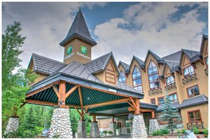 Exterior view - Holiday Inn Canmore
