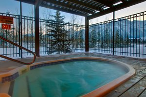 Pool - Holiday Inn Canmore