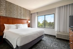 Suite - Courtyard by Marriott Hotel Ewing