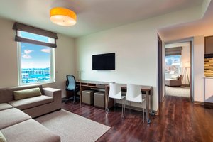 Suite - Element Hotel Seaport Boston