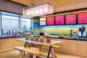 Restaurant - Aloft Denver International Airport Hotel Aurora