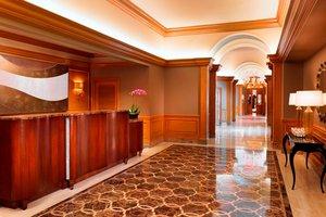 Lobby - St Regis Hotel Houston