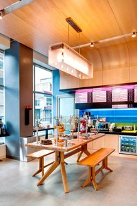 Restaurant - Aloft Hotel Brooklyn