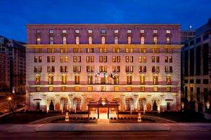 Exterior view - St Regis Hotel DC