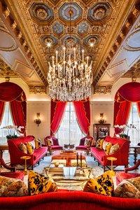 Lobby - St Regis Hotel DC