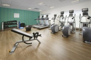 Fitness/ Exercise Room - Holiday Inn Express Hotel & Suites Gainesville