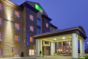 Exterior view - Holiday Inn Express Hotel & Suites Airport Calgary