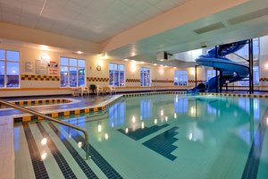 Pool - Holiday Inn Express Hotel & Suites Airport Calgary