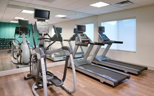 Fitness/ Exercise Room - Holiday Inn Express Hotel & Suites Orem