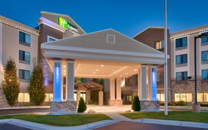 Exterior view - Holiday Inn Express Hotel & Suites Orem