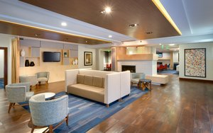 Lobby - Holiday Inn Express Hotel & Suites Orem