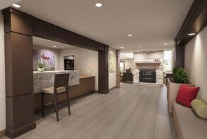 Lobby - Staybridge Suites Lafayette