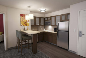 Room - Staybridge Suites Lafayette