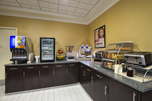 Restaurant - Holiday Inn Express Hotel & Suites Cambridge