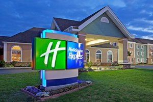 Exterior view - Holiday Inn Express Birch Run