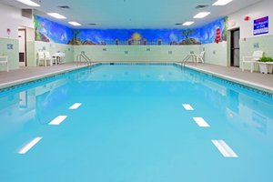 Pool - Holiday Inn Express Stony Brook Centereach