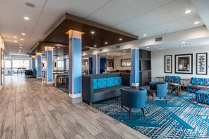 Lobby - Holiday Inn Express Hotel & Suites Gainesville