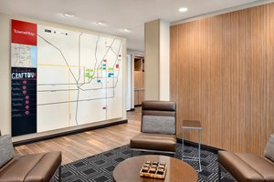 Map - TownePlace Suites by Marriott Grafton