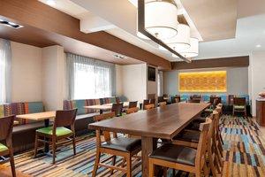 Restaurant - Fairfield Inn by Marriott Roseville
