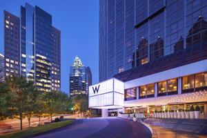 Exterior view - W Hotel Midtown Atlanta