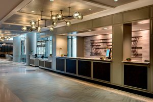 Lobby - Marriott Suites Bethesda