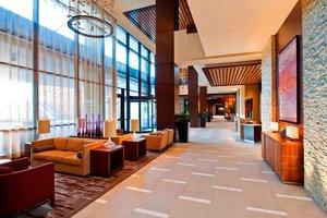 Lobby - Westin Hotel Birmingham