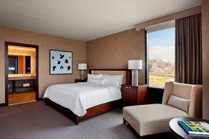 Suite - Westin Hotel Birmingham