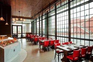 Restaurant - Westin Hotel Birmingham