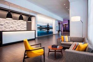 Lobby - Le Meridien Hotel Cambridge