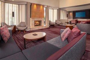 Lobby - Courtyard by Marriott Hotel Christiana Newark