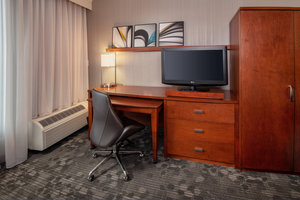 Room - Courtyard by Marriott Hotel Christiana Newark