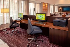 Conference Area - Courtyard by Marriott Hotel Christiana Newark