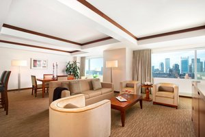 Suite - Westin Waterfront Hotel Boston