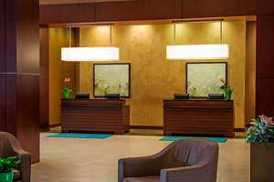 Lobby - Westin Hotel BWI Airport Linthicum