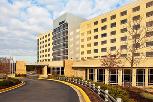 Exterior view - Westin Hotel BWI Airport Linthicum