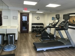 Fitness/ Exercise Room - Holiday Inn Express Penns Landing Philadelphia