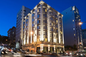 Exterior view - Staypineapple Union Square Hotel San Francisco
