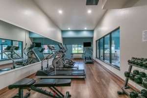 Fitness/ Exercise Room - Holiday Inn Express Hotel & Suites Elkins