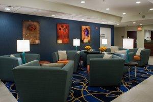 Lobby - Fairfield Inn by Marriott Lancaster