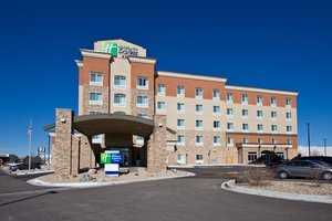 Exterior view - Holiday Inn Express Denver