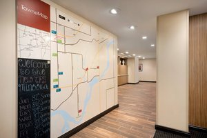 Map - TownePlace Suites by Marriott Minooka