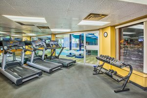 Fitness/ Exercise Room - Holiday Inn Waterfront Sydney