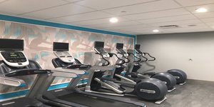 Fitness/ Exercise Room - Crowne Plaza Hotel Airport Milwaukee