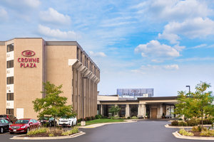 Exterior view - Crowne Plaza Hotel Airport Milwaukee