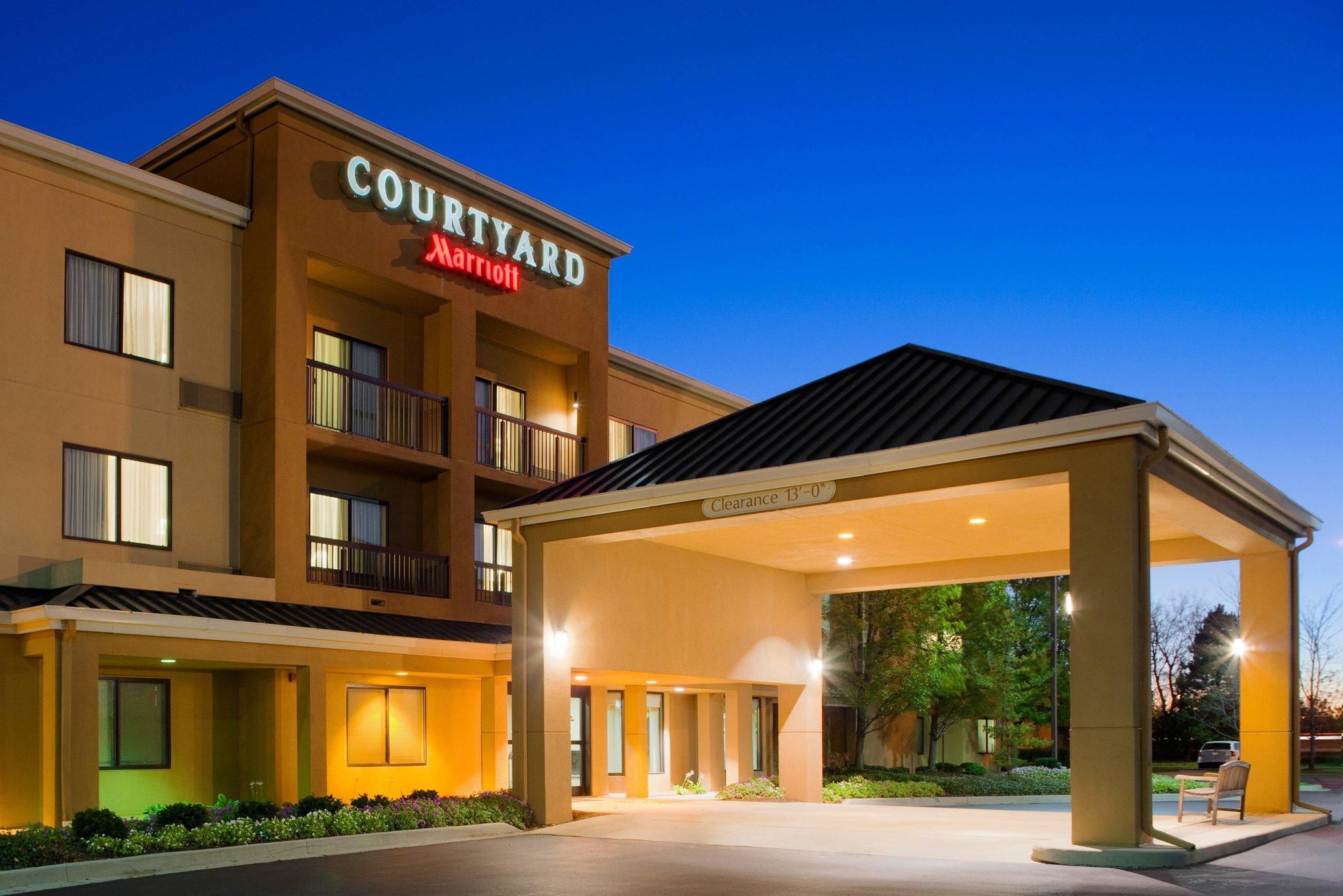 Courtyard Toledo Rossford/Perrysburg