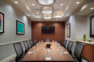 Meeting Facilities - Courtyard by Mariott Hotel Decatur