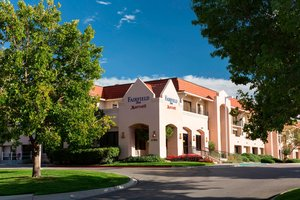 Exterior view - Fairfield Inn by Marriott University Albuquerque