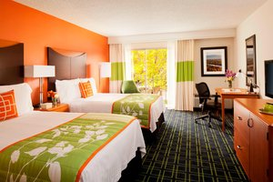 Room - Fairfield Inn by Marriott University Albuquerque